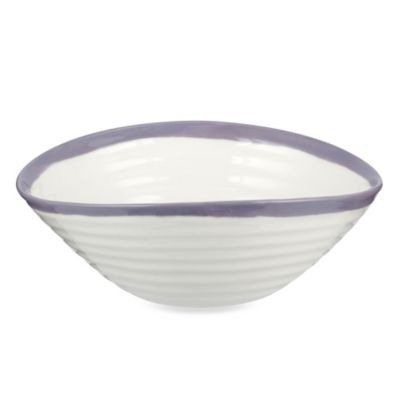 Sophie Conran for Portmeirion® Cereal Bowl with Mulberry Band