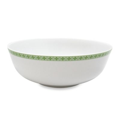 Nikko Faithful 9-Inch Vegetable Bowl in Green