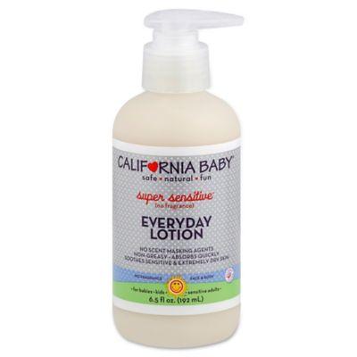 California Baby® Super Sensitive™ Everyday Lotion