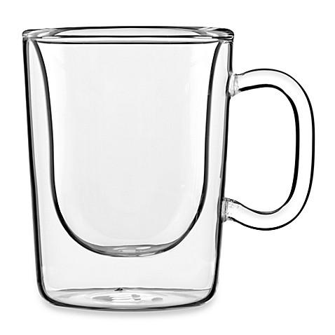 Buy Luigi Bormioli Ethiopia Double-Wall Glass Espresso Cup