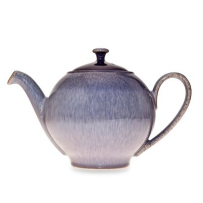 Denby Heather 36-Ounce Teapot
