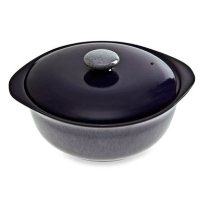 Denby Heather 74.4-Ounce Casserole Dish