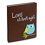 Love at First Sight Owl Baby Photo Album Brag Book