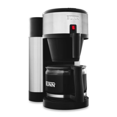 Bunn® Velocity Brew NHS-B 10-Cup Home Brewer in Black
