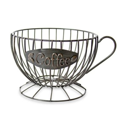 Metal Coffee Cup Keeper