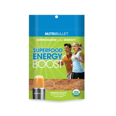 Nutribullet® Superfood Energy Boost