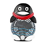 Himalayan Breeze Decorative Penguin Fan in Medium