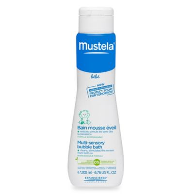 Mustela® Bébé Energizing Bubble Bath