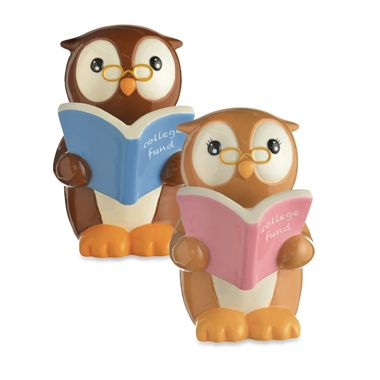 College Fund Owl Bank