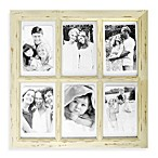 Windowpane Collage Picture Frame