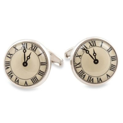 Cuff-Daddy Big Ben Cufflinks
