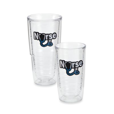 Tervis® Nurse Emblem with Stethoscope Tumbler