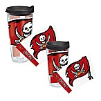 Tervis® Tampa Bay Buccaneers Wrap Tumbler with Black Lid