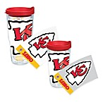 Tervis® Kansas City Chiefs Wrap Tumbler with Red Lid
