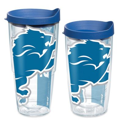 Tervis® Detroit Lions Wrap Tumbler with Blue Lid