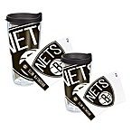 Tervis® Brooklyn Nets Wrap Tumbler with Black Lid