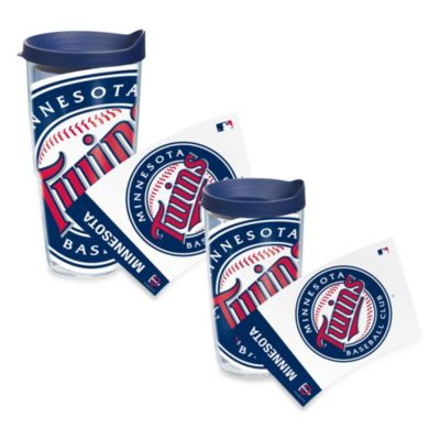 Tervis® Minnesota Twins Wrap Tumbler with Blue Lid