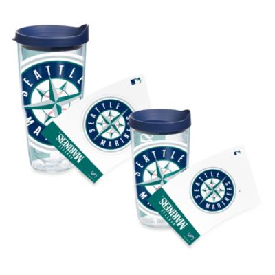 Tervis® Seattle Mariners Wrap Tumbler with Blue Lid