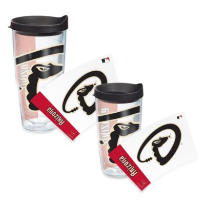 Tervis® Arizona Diamondbacks Wrap Tumbler with Black Lid