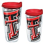 Tervis® Texas Tech Wrap Tumbler with Red Lid