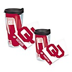 Tervis® University of Oklahoma Wrap Tumbler with Black Lid