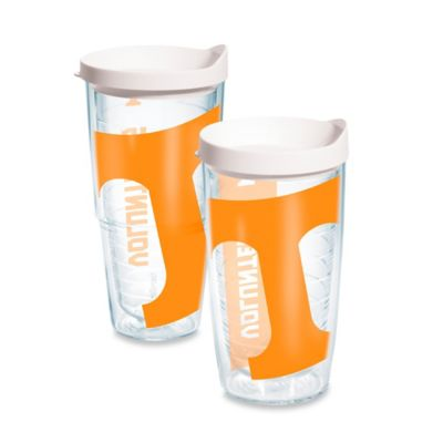 Tervis® University of Tennessee Volunteers Wrap Tumbler with White Lid