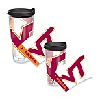 Tervis® Virginia Tech Hokies Wrap Tumbler with Black Lid