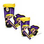 Tervis® East Carolina University Pirates Wrap Tumbler with Yellow Lid