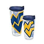 Tervis® West Virginia University Wrap Tumbler with Blue Lid