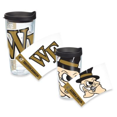 Tervis® Wake Forest University Demon Deacons 24-Ounce Wrap Tumbler with Black Lid
