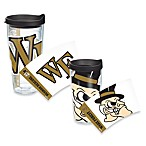Tervis® Wake Forest University Demon Deacons Wrap Tumbler with Black Lid