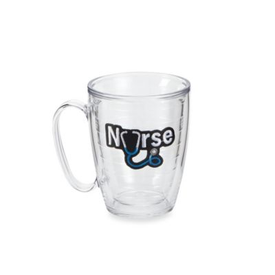 Tervis® 15-Ounce Nurse Emblem with Stethoscope Mug