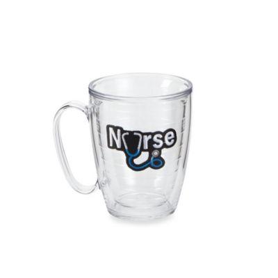 Tervis® 15-Ounce Nurse Emblem with Stethoscope Mug