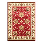 Safavieh Lyndhurst Flower Rug in Red