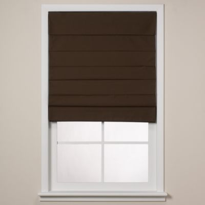 Real Simple® Roman Window Shade