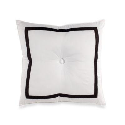 Trina Turk® Button Square Throw Pillow