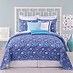 Trina Turk® Caprice Medallion Coverlet, 100% Cotton