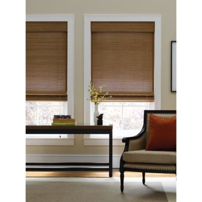 Real Simple® Natural Roman Shade
