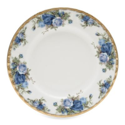 Royal Albert Moonlight Rose Salad Plate