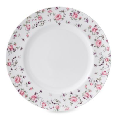 Royal Albert Rose Confetti Formal Vintage Dinner Plate