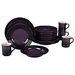 Le Creuset® 16-Piece Dining Set in Cassis