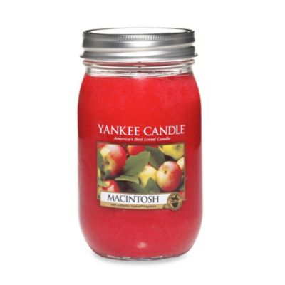 Yankee Candle® Blue Ribbon Collection MacIntosh Canning Jar Scented Candle