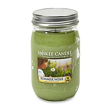Yankee Candle® Blue Ribbon Collection Summer Wish Canning Jar Scented Candle