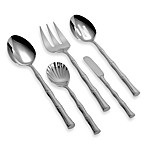 Nicole Miller® Bamboo Flatware 5-Piece Serving Set