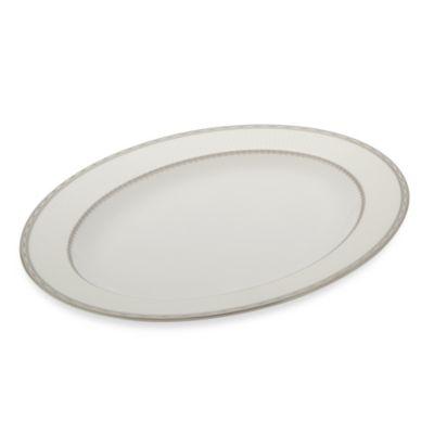Mikasa® Portico 14-Inch Oval Platter