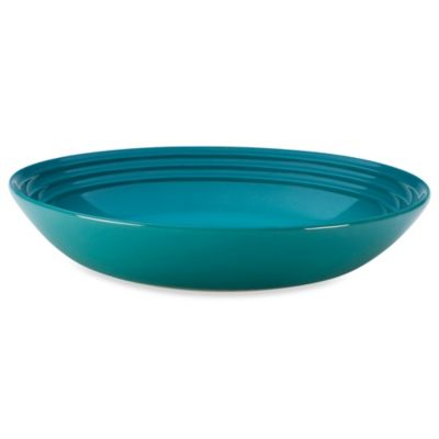 Le Creuset® 9 3/4-Inch Pasta Bowl in Caribbean