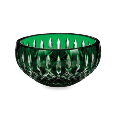 Waterford® Araglin Prestige 7-Inch Emerald Bowl