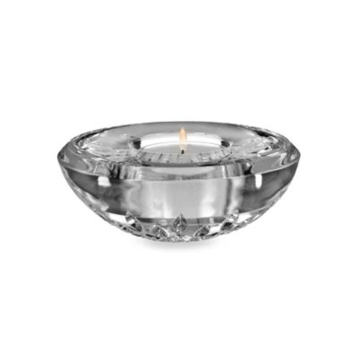 Waterford Lismore Small Votive with Candle