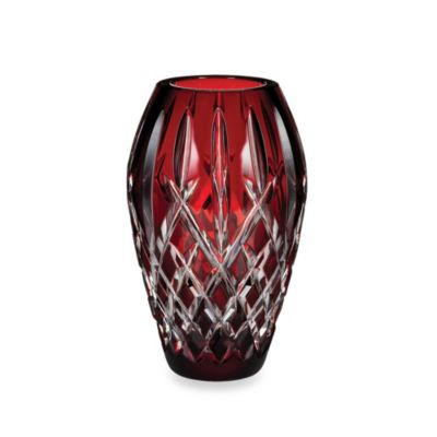Waterford® Araglin Prestige Ruby 7-Inch Vase