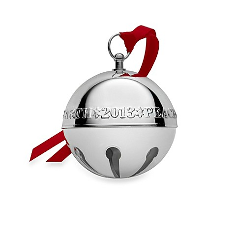 2013 Wallace® Sleigh Bell Ornament